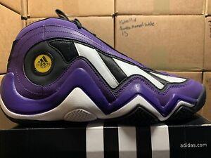adidas Crazy EQT 97 Elevation Slam Dunk Contest Kobe Purple Q33088, sz 13