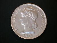 PORTUGAL / 1915 - 1 ESCUDO / SILVER COIN