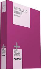 Pantone 2018 Plus Metallic Chips Coated Book GB1507 (Replaced GB1407)
