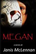 Megan by Janis McLennan (2015, Paperback)
