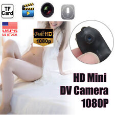 Spy camera 1080P Full HD Smallest Hidden Pinhole camera  video recorder DV DVR