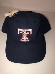 Vintage Toledo Mud Hens New Era Snapback Hat Twins Enterprise New With Tags