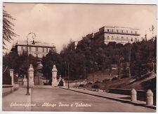 0055 PARMA SALSOMAGGIORE TERME - ALBERGO PORRO VALENTINI Cartolina viagg. 1951