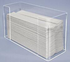 Paper Towel Napkin Dispenser Holder Display Multi fold Qty 6