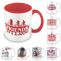 Stranger Things Mug Netflix Eleven 11 Friends Dont Lie Palace Arcade Official