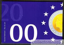 Coinset / Muntset Netherlands 2000 Gulden Queen Beatrix Unc