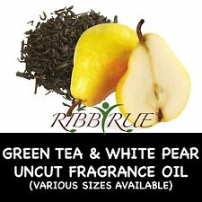 100% Pure Green Tea & White Pear Fragrance Oil 1oz