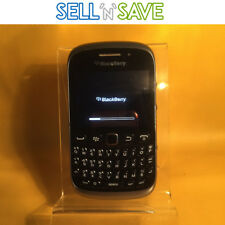 BlackBerry Curve 9320 ON VODAFONE-Black Smartphone Grade C with 2 Month Warranty