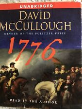 1776 by David McCullough (2005, Compact Disc, Unabridged edition)