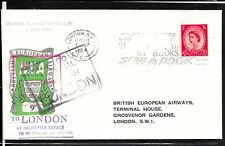 GB 1954 BEA HELICOPTER COVER