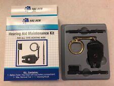 Hal-Hen Hearing Aid Maintenance Kit