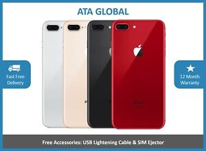 Apple iPhone 8 Plus Unlocked - 64GB 256GB - Smartphone - SIM FREE - All Colours