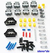 LEGO Technic Technik V 8 Motor Teile Set für Model 8258 oder 8070 Neu M500