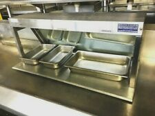 Warmer Pizza Merco Hfc 36 Display Serving Commercial