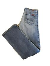 7 For All Mankind Womens Jeans Size 26 Stretch Bootcut -- Seven