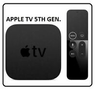 Apple TV (5th Generation) 4K 32GB HD Media Streamer - A1842 - MQD22 LL/A