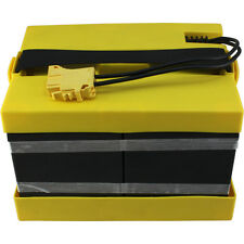 REPLACEMENT Peg Perego 24 Volt Yellow Battery IAKB0522 Super power 24V Gaucho