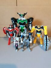 Power Rangers Mystic Force Titan Zord Lot