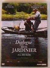 DVD DIALOGUE AVEC MON JARDINIER - Daniel AUTEUIL / Jean Pierre DARROUSSIN