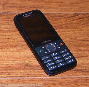 Huawei Verge M570 - Black (MetroPCS) CDMA Cellular Phone ONLY **READ**
