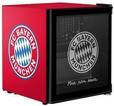 ECG ERM 10510 FCBM Getränkekühlschrank(A+, rot/schwarz, 48 L, FC Bayern München)