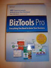 ~NEW SEALED~BizTools Pro Software for Windows XP, Vista & Windows 7