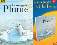 LE VOYAGE DE PLUME + ALBUM (PC/MAC EDITION) (FRENCH VERSION ONLY) (PC)