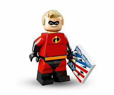 YRTS Lego Serie Disney Mr. Increíble Figura 13 ¡New! Minifigures Minifigura