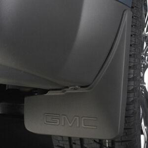 2016 2017 GMC Terrain Genuine GM Front & Rear Molded Splash Guards