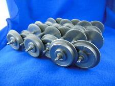 Stainless Steel Metal Wheels G Scale
