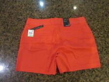 INC International Concepts women's NWT 8 Shorts Regular coral peach regular fit