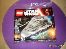 Lego Star Wars First Order Destroyer, Set number 30277