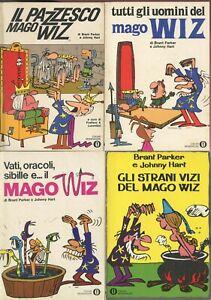 Il mago Wiz LOTTO DI 4 Oscar Mondadori