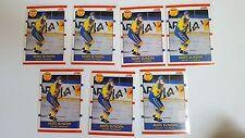 1990-91 Score Canadian Mats Sundin Rookie RC Card - 7 card lot