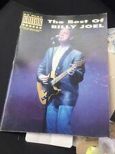 Best Of Billy Joel EZ Play Guitar