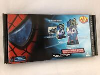 "2002 SPIDERMAN 24"" AUTOMATIC POP UP STANDEE RARE GREEN GOBLIN EVIL FLYER NIB"