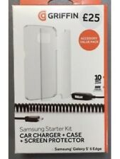 Griffin Samsung Galaxy S6 Edge Kit Case & Screen Protector & 2.1 Amp Car Charger