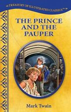 The Prince and the Pauper-Treasury of Illustrated