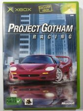 PROJECT GOTHAM RACING pour Xbox