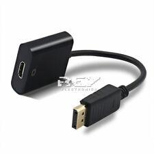 Adaptador DP (Display Port) Macho a HDMI OTG Hembra.v47