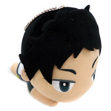 Banpresto Haikyuu Flying Receive Mascot Plush Keychain BP36618 ~ Keiji Akaashi