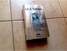 J.R.R. Tolkien - Le Due Torri - Bompiani - Serie Oro - Il Signore Degli Anelli