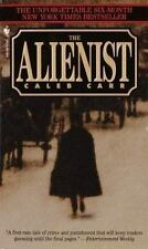 The Alienist by Caleb Carr (1995, Paperback)