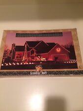 New listing 200 Multi Colored Holiday/Christmas Light Set