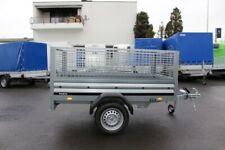 750 kg Anhänger KIPPI NEU 1205SUB mit Laubgitter 203x116x 84 cm lxbxh Brenderup