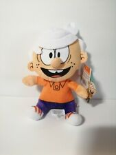 """New The Loud House Lincoln 7"""" Plush Stuffed Toy"""