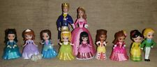 Disney Sofia the first Magical Talking Castle figures family & friends