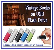 English Parish Registers - 1,000 Books USB Stick - England Genealogy History 71
