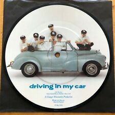 Madness 7 inch Picture Disc Driving in my Car / Animal Farm