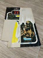 Star Wars - Return of the Jedi - Teebo- Vintage Cardback